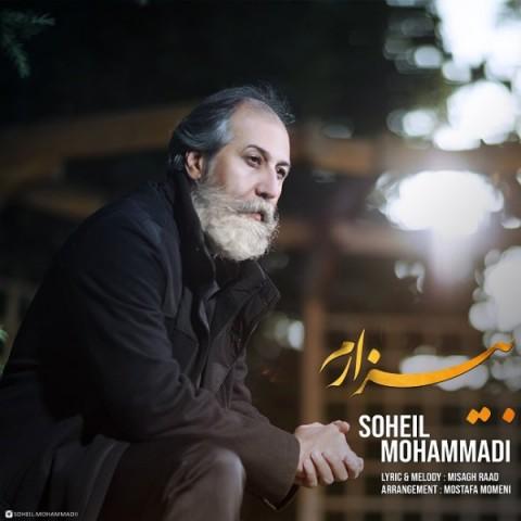 سهیل محمدی بیزارم | دانلود آهنگ سهیل محمدی به نام بیزارم