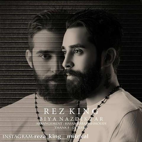 Reza King&nbspBia Nazdiktar