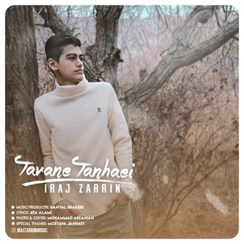 ایرج زرین تاوان تنهایی | دانلود آهنگ ایرج زرین به نام تاوان تنهایی