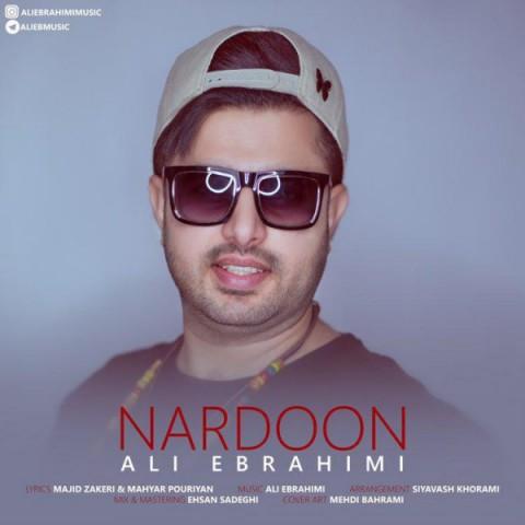 علی ابراهیمی ناردون | دانلود آهنگ علی ابراهیمی به نام ناردون