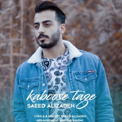 سعید علیزاده کابوس تازه | دانلود آهنگ سعید علیزاده به نام کابوس تازه