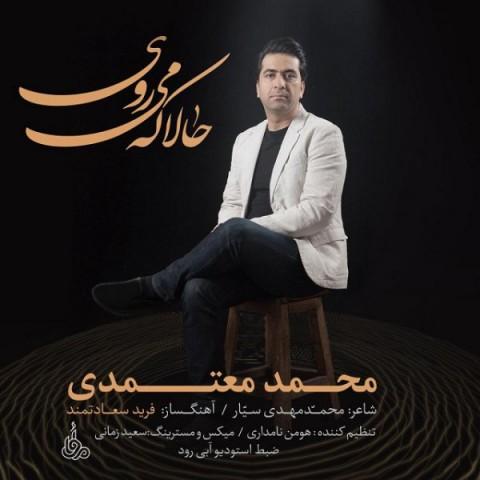 محمد معتمدی حالا که می روی | دانلود آهنگ محمد معتمدی به نام حالا که می روی