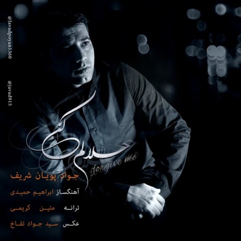 جواد پویان شریف حلالم کن | دانلود آهنگ جواد پویان شریف به نام حلالم کن