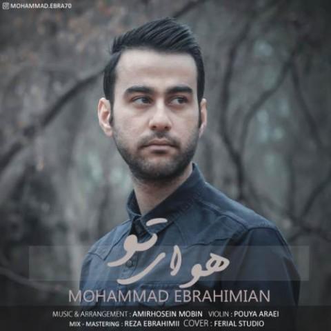 محمد ابراهیمیان هوای تو | دانلود آهنگ محمد ابراهیمیان به نام هوای تو