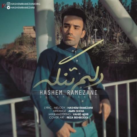 هاشم رمضانی دلم تنگه | دانلود آهنگ هاشم رمضانی به نام دلم تنگه