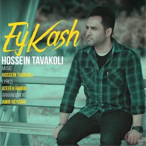 حسین توکلی ای کاش | دانلود آهنگ حسین توکلی به نام ای کاش