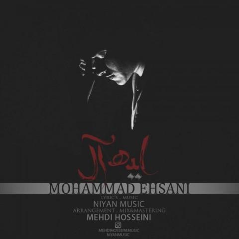 محمد احسانی ایده آل | دانلود آهنگ محمد احسانی به نام ایده آل