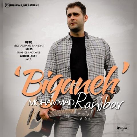 محمد رنجبر بیگانه | دانلود آهنگ محمد رنجبر به نام بیگانه
