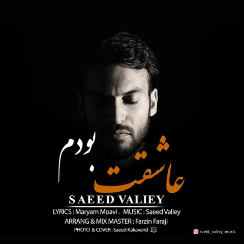 Saeed Valiey&nbspAsheghet Bodam