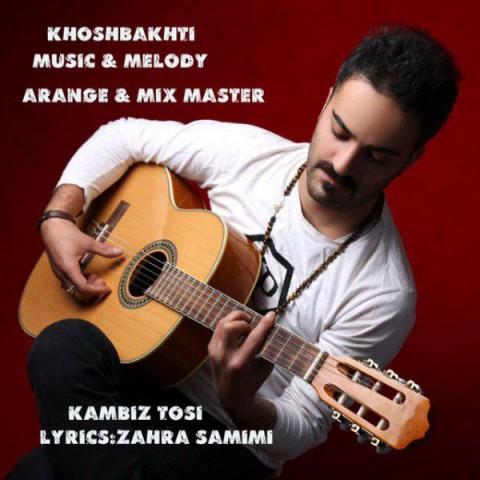 دانلود آهنگ جدید کامبیز طوسی خوشبختی