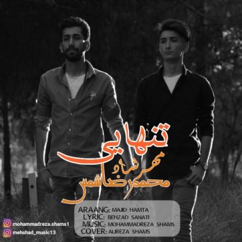 دانلود آهنگ جدید محمد رضا شمس و مهرشاد تنهایی