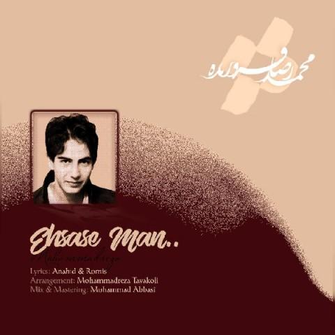 دانلود آهنگ جدید محمدرضا فروزنده احساس من