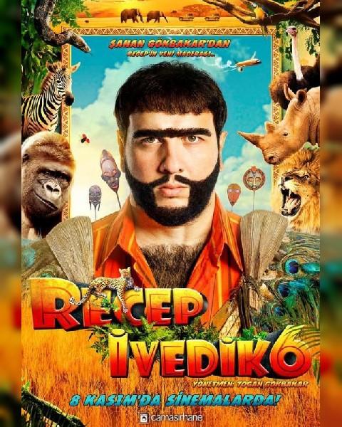 دانلود رایگان فیلم (Recep Ivedik 6 (2019