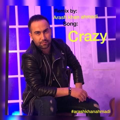 دانلود ریمیکس جدید آرش خان احمدی دیوانه