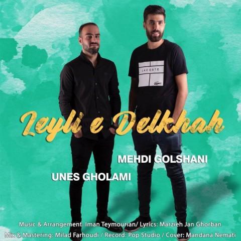 Mehdi Golshani Ft Unes Gholami&nbspLeyli E Delkhah