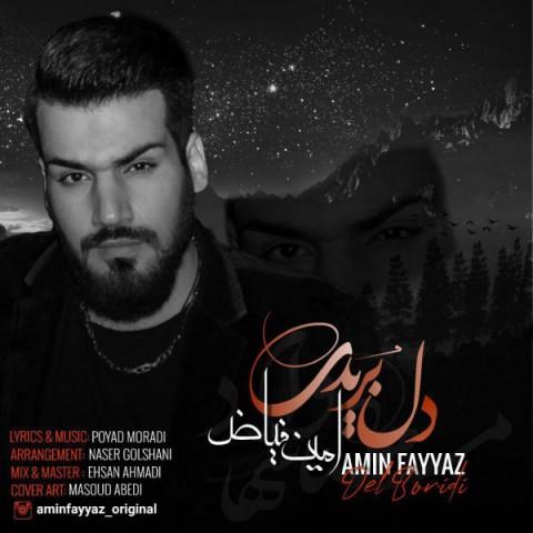 امین فیاض دل بریدی، دانلود آهنگ جدید امین فیاض دل بریدی + متن ترانه