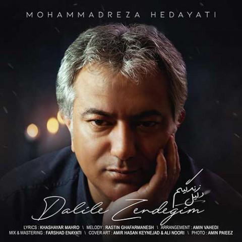 محمدرضا هدایتی دلیل زندگیم، دانلود آهنگ جدید محمدرضا هدایتی دلیل زندگیم + متن ترانه