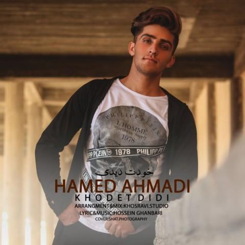 دانلود آهنگ جدید حامد احمدی خودت دیدی