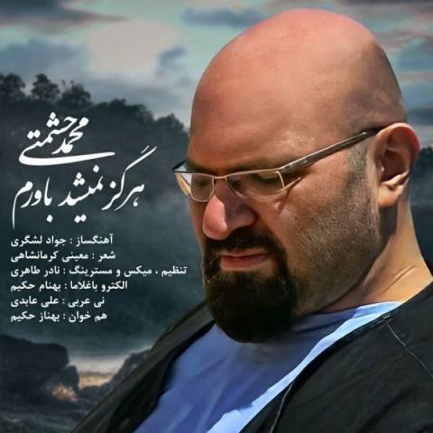 دانلود آهنگ جدید محمد حشمتی هرگز نمیشد باورم