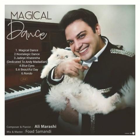 دانلود آلبوم جدید علی مرعشی مجیکال دنس