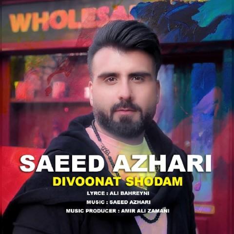 دانلود آهنگ جدید سعید اظهری دیوونت شدم