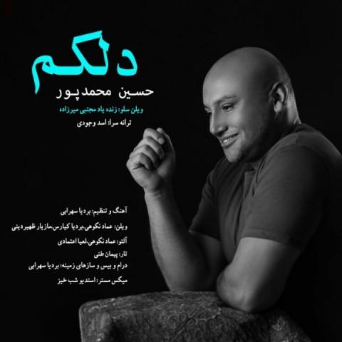 دانلود آهنگ جدید حسین محمدپور دلکم