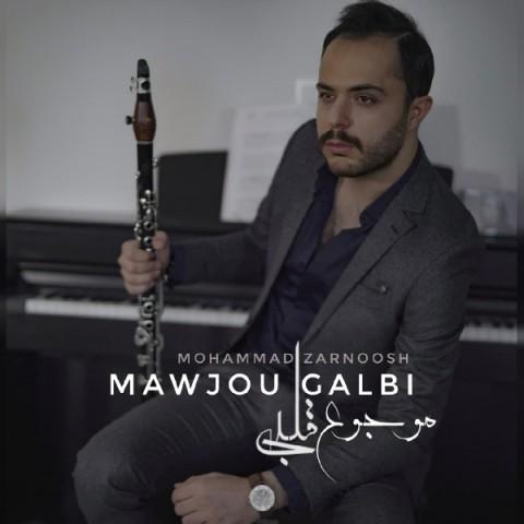 دانلود آهنگ جدید محمد زرنوش موجوع قلبی