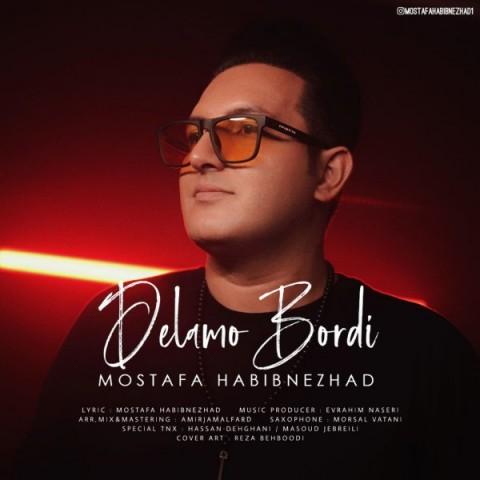 دانلود آهنگ جدید مصطفی حبیب نژاد دلمو بردی