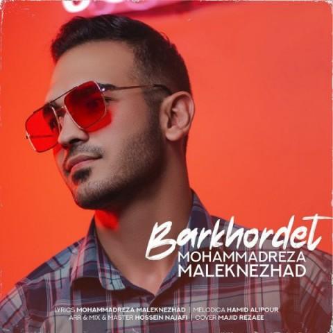 دانلود آهنگ جدید محمدرضا ملک نژاد برخوردت