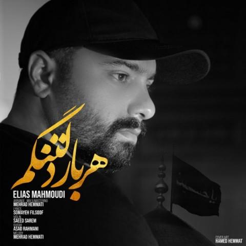 دانلود آهنگ جدید الیاس محمودی هر بار دلتنگم