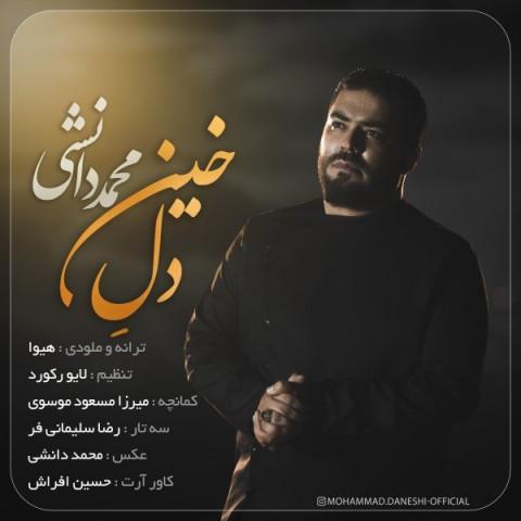 دانلود آهنگ جدید محمد دانشی دل خین