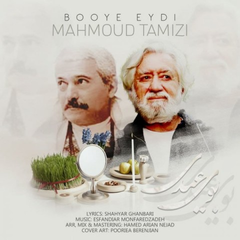 دانلود آهنگ جدید محمود تمیزی بوی عیدی