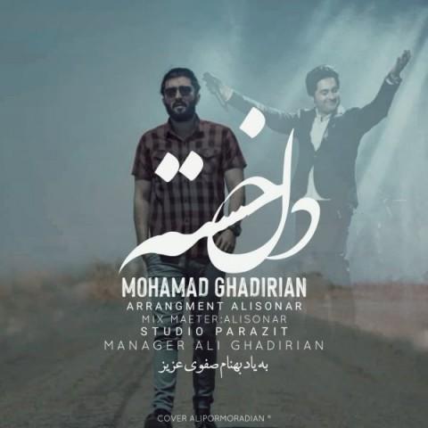 دانلود آهنگ جدید محمد قدیریان دل خسته