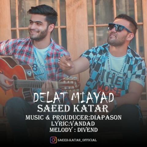 دانلود آهنگ جدید سعید کاتار دلت می آید