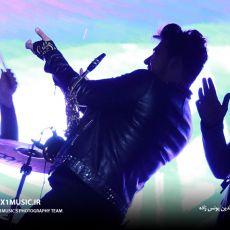 تصاویر کنسرت محسن ابراهیم زاده – 13 دی 97