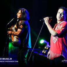 تصاویر کنسرت گروه لیان – 15 دی 97