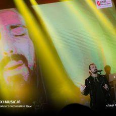 تصاویر کنسرت امیرعباس گلاب – 18 دی 97