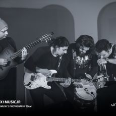 تصاویر کنسرت علیرضا طلیسچی – 9 بهمن 97