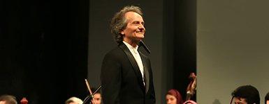 تصاویر اجرای ارکستر سمفونیک تهران – 26 بهمن 97