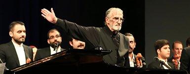 تصاویر اجرای ارکستر ملی ایران – 24 بهمن 97