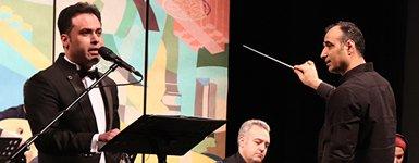 تصاویر اجرای ارکستر سازهای ملی ایران – 25 بهمن 97