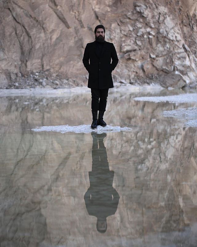 پست اینستاگرام علی زند وکیلی
